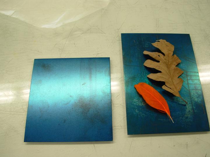 Intaglio - Safer Printmaking - University of Saskatchewan